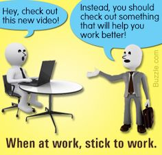 Web Browsing Etiquette at Workplace - Your family doesn't like when you take work home, and your boss doesn't like you doing personal work at the office. (http://www.buzzle.com/articles/web-browsing-etiquette-at-workplace.html)