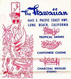 The Hawaiian Restaurant