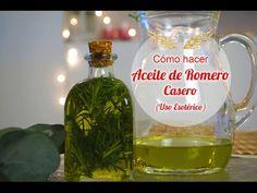 Cómo Preparar Aceite de Romero DIY (uso esotérico) - Hechizos y Magia Blanca - YouTube