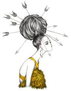 Laura Laine – fashion illustrator