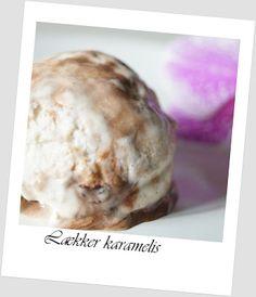 Low carb karamel-is