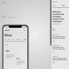 Mobile Design Web Design Inspiration for ABDZ new design Minimal Web Design, Design Web, Gfx Design, Design Page, Flat Design, Website Design, App Ui Design, User Interface Design, Mobile App Design