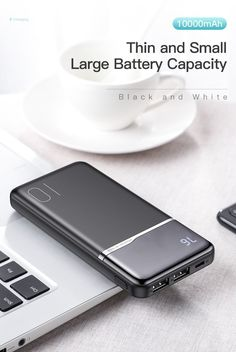 Item Type: Power Bank Shell Material:Plastic Battery Type:Li-Polymer Battery Features:Digital Display Output Interface:Double USB Battery Capacity:10000 mAh Size: 14 x 6.7 x 1.6 cm / 5.51 x 2.64 x 0.63 inch Support Quick Charge Technology:No Package Includes: 1 x Power BankThe post Portable Power Bank with Digital Display appeared first on Maza Market. Portable Battery, Portable Charger, Latest Mobile Phones, Iphones For Sale, External Battery Charger, Looks Cool, Usb, Digital, Banks