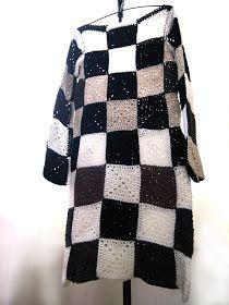 Costume, maaliskuu 2013.           Louis Vuitton tarjoaa   mustavalkoisia   shakkiruutuja - paljettikankaassa.           En osaa käy...