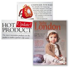 Baby London Magazine December '11