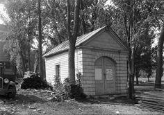 (Montréal) : Pointe-aux-Trembles : chapelle historique / Edgar Gariépy . - 21 septembre 1937