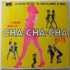 1950s CHA CHA CHA Hits album