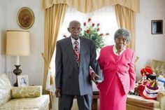 He is 104 & She is 101 years old.They are Happily Married for 86 years.