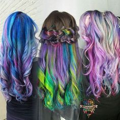 This week in color which is your favorite!? Add #brazilianbondbuilder #b3 @brazilianbondbuilder in all your colors for silky healthy locks!  ##behindthechair #modernsalon #beautylaunchpad #hotonbeauty #americansalon