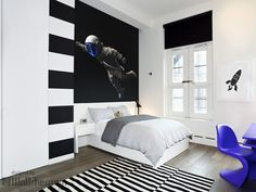 Wall mural Free Your Space - The Impossible Astronaut