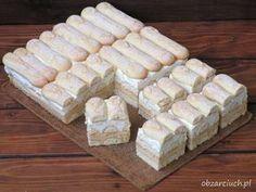Ciasto leniwiec w 20 minut - Obżarciuch - My WordPress Website No Bake Desserts, Delicious Desserts, Yummy Food, Different Cakes, Hungarian Recipes, Polish Recipes, Food Cakes, Homemade Cakes, Yummy Cakes