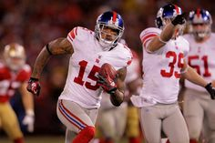 Devin Thomas makes two key fumble recoveries, including one in OT to set up the New York Giants' game winning FG against the San Francisco 49ers.