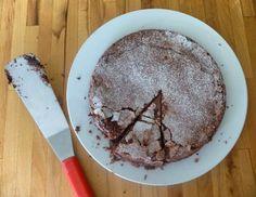 Lancashire Food: Amaretto chocolate torte - Gluten Free