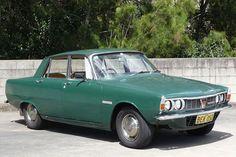 Rover 3500 V8 Sedan. Rover Sage Green