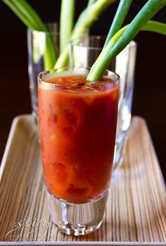Bangkok Bloody Mary