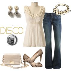 disco, created by carrie2.polyvore.com