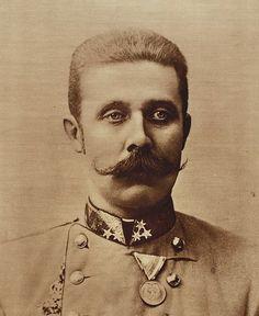 Prins Ferdinand werd in Graz geboren op 18 December 1863. Hij was de prins van Oostenrijk maar werd vermoord in Sarajevo op 28 Juni 1914. Het volk etc. gaven de Serviers de schuld en verklaarde de oorlog aan de Serviers, dat was de aanleiding voor WOI.