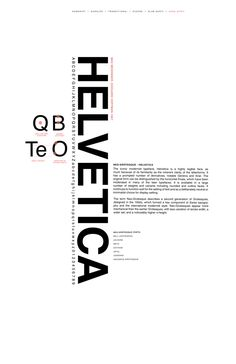 TYPE POSTERS on Behance