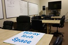 Crowdfunding a Coworking Space at Delray Tech Space in Delray Beach, Florida.