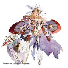 Female Character Design, Character Concept, Character Art, Concept Art, Anime Fantasy, Fantasy Girl, Fantasy Characters, Anime Characters, Estilo Anime