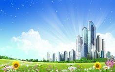 WALLPAPERS HD: City Fantasy