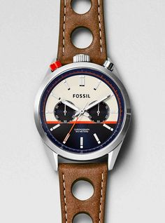#Fossil Watch Collections for Men