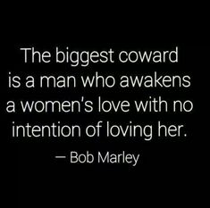Bob Marley has blessed us with his music for only a short period of time but his music and words will last forever. Enjoy these Bob Marley quotes! Motivacional Quotes, True Quotes, Great Quotes, Words Quotes, Quotes To Live By, Inspirational Quotes, Qoutes, Coward Quotes, Funny Quotes