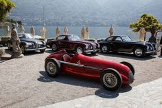 Villa d'Este Style Celebrates The Alfa Romeo Bearing Its Name • Petrolicious