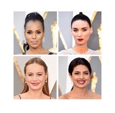 Some of our favorite #makeuplooks from last night's #Oscars ✨ Which is your favorite?
