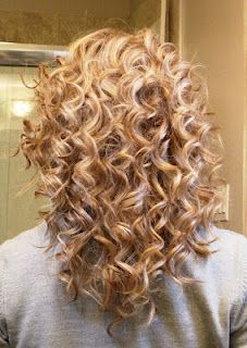 How to Get Curls w/ a Curling Iron | Mane Dish