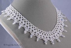 This pattern is available in my Wedding Lace necklace pattern eBook at: http://store.sandradhalpenny.com/wedding-lace-necklace-collection-2008-e-book-p253.php
