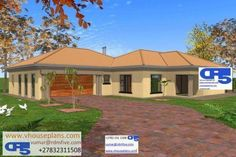 Site Plans, Round House, Garage Plans, House Floor Plans, Home Collections, Exterior, House Design, How To Plan, Mansions