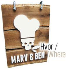 MARV & BEN, Nordisk inspo, Bib gourmand