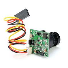 700TVL 1/4 CMOS FPV Camera NTS…