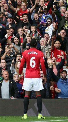 Pogba, Manchester United. More