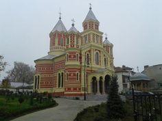 Romania, Craiova - Assumption of Mary Church