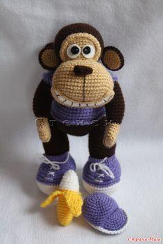 Еще одна моя обезьянка