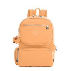 Dawson Laptop Backpack - Apricot | Kipling