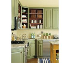 Low-Cost Ideas to Update Your Cabinets - Home and Garden Design Ideas