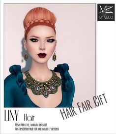 Miamai_Liny_Hair Fair 2014 Gift | Flickr - Photo Sharing!