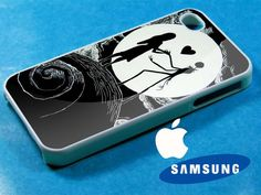 Love The Nightmare Before Christmas  jack and sally by Paradoxsold