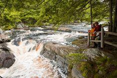 Kejimkujik National Park and National Historic Site - Bay of Fundy  great canoe and kayaking
