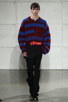 Raf Simons | Menswear - Autumn 2017 | Look 16