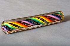 Multi-Colored Glass Rolling Pin by Jody Fine Fondant Rolling pin rodillo para fondant Blown Glass Art, Fused Glass Art, Stained Glass, Expensive Whiskey, Beaded Jewelry Patterns, Glass Design, Lampwork Beads, Glass Ornaments, Colored Glass