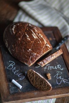 Molasses Fennel Rye Bread-6 (by ilva-b)