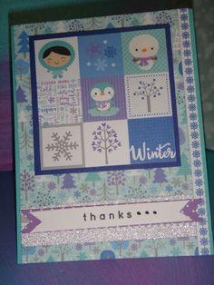 HandmadebyRenuka: 1 kit -16cards AND 2 SCRAPBOOK PAGE LAYOUT SIMON SAYS STAMP CARD KIT JANUARY 2016
