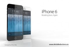 Concept Phone Of The Week :- Apple iPhone 6 http://www.mobiledoctors.co/2013/05/concept-phone-of-week-apple-iphone-6.html