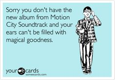"""Motion City Soundtrack's """"GO""""  in stores now!"""