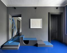 Office Interior Design, Office Interiors, Luxury Interior, White Paints, Furniture Making, Storage Spaces, Contemporary, Studio, Home Decor