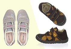 Recess Ready: Kids' Casual Shoes -   Your kid probably has a pair of shoes for every occasion—dress shoes for church, rain boots for puddle jumping, etc. But they can never have enough casual kicks for everyday play. Enter this collection of from some of your favorite brands. Whether they prefer lace-up or easy and breezy h...  #Boot, #Bootie, #Cap, #Charm, #ContrastStitching, #Espadrille, #Laceup, #Pullon, #SlipOn, #Sneaker, #Tie